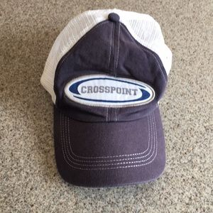 Like new summer baseball Crosspoint Camp hat cap